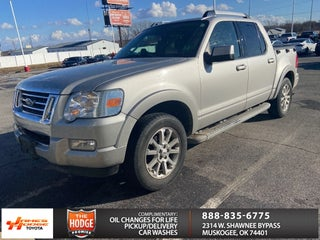 2007 Ford Explorer Sport Trac Limited In Broken Bow Ok Broken Bow Ford Explorer Sport Trac James Hodge Dodge